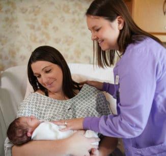 Birthing Center at Waverly Health Center