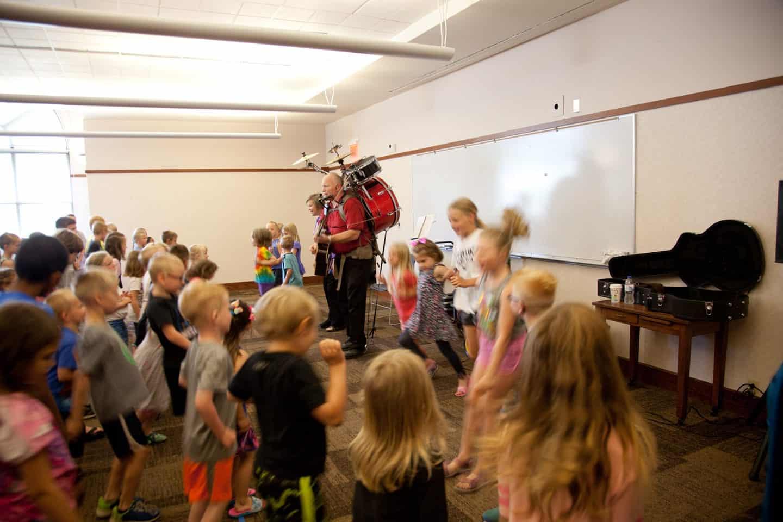 Library childrens program