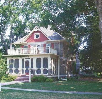 Historical Residence