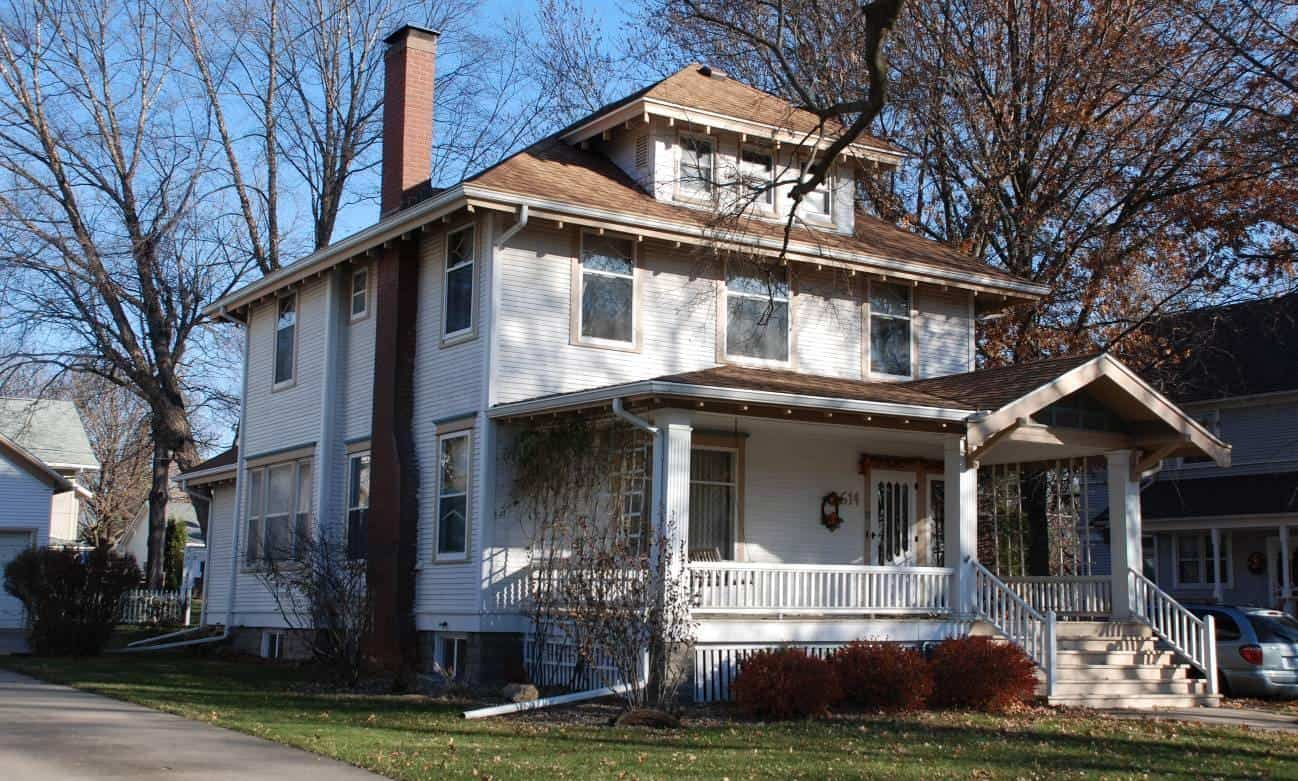 History Schell House