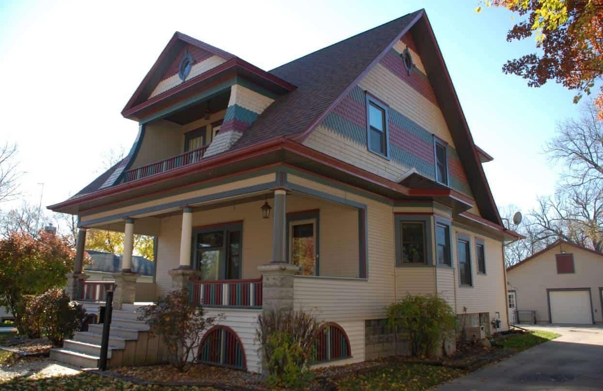 History Schlaberg House