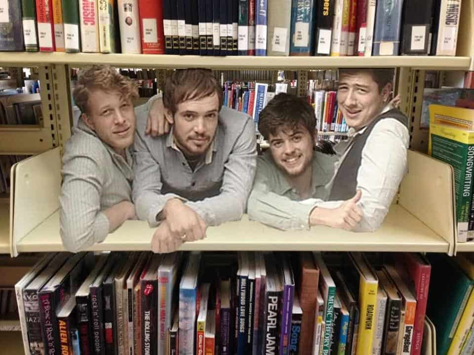 Library Mumford and Sons