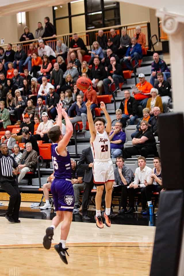 Wartburg Sports Mens basketball