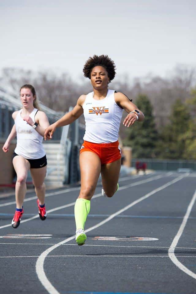 Wartburg Womans Track