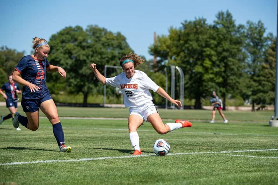 Wartburg womans soccer