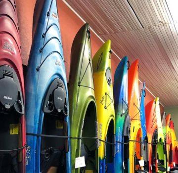 CrawDaddy Outdoors Kayaks